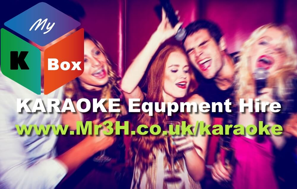My KBox - Karaoke Equipment Hire